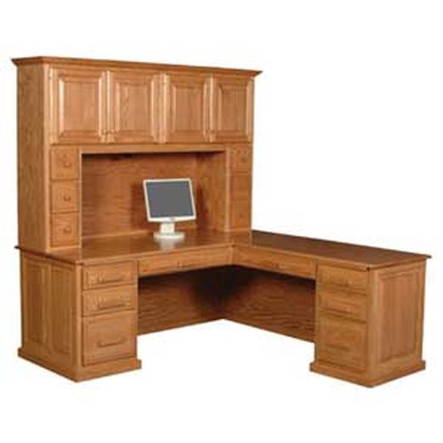 Simply Amish Classic Classic Hutch Top