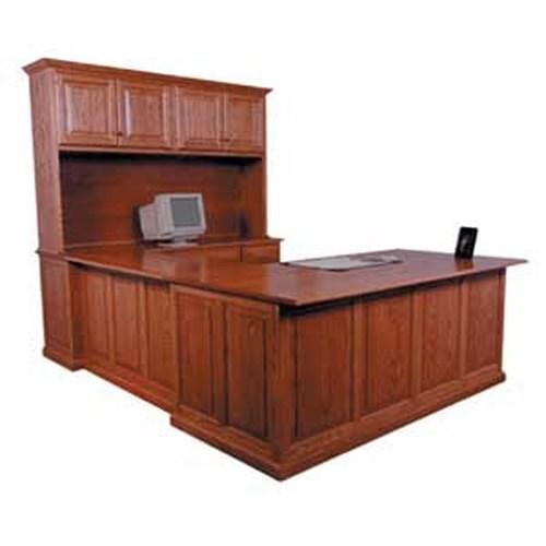 Simply Amish Classic Classic U-Shaped Desk