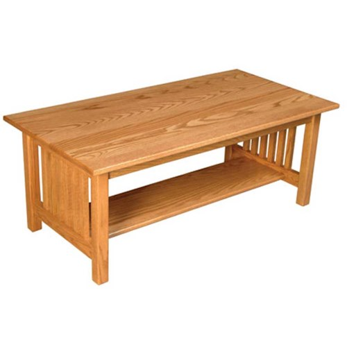 Simply Amish Mission Amish Mission Coffee Table