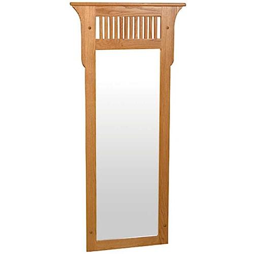 Simply Amish Prairie Mission Prairie Mission Dressing Mirror