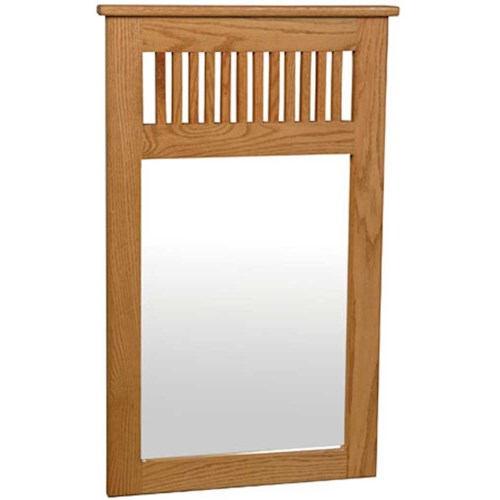 Simply Amish Mission Amish Mission Dressing Mirror