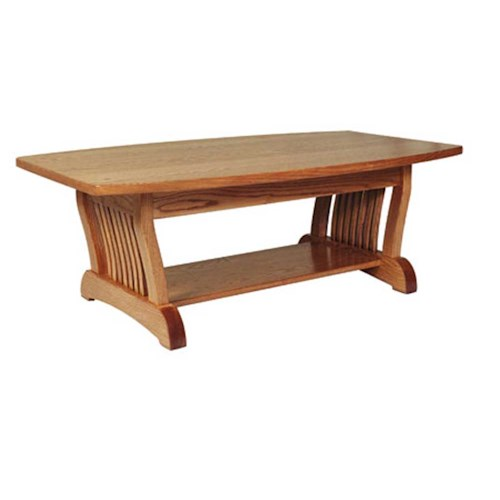 Simply Amish Royal Mission Royal Mission Coffee Table
