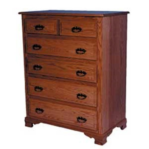 Simply Amish Classic Classic Chest of Drawers