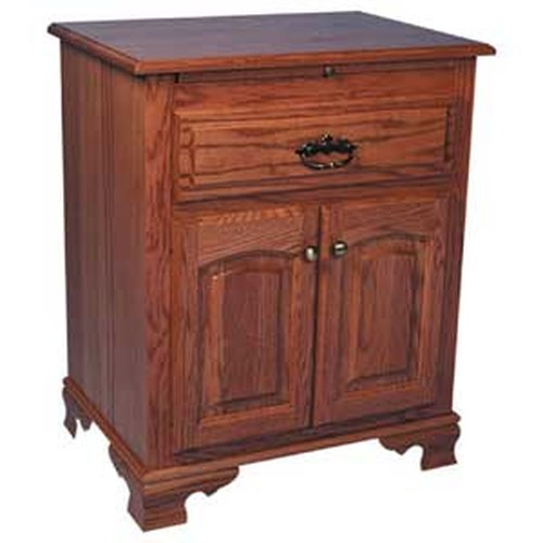 Simply Amish Classic Classic Deluxe Nightstand