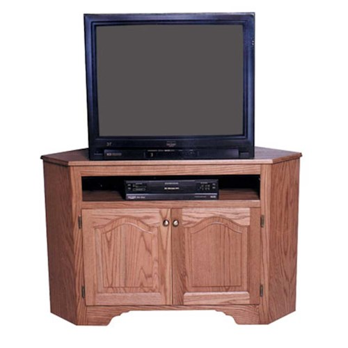 Simply Amish Country Country Corner TV Stand