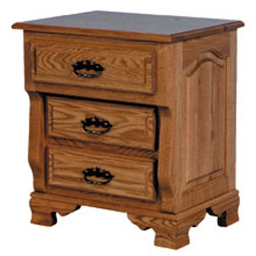 Simply Amish Heritage Amish Heritage Bedside Chest