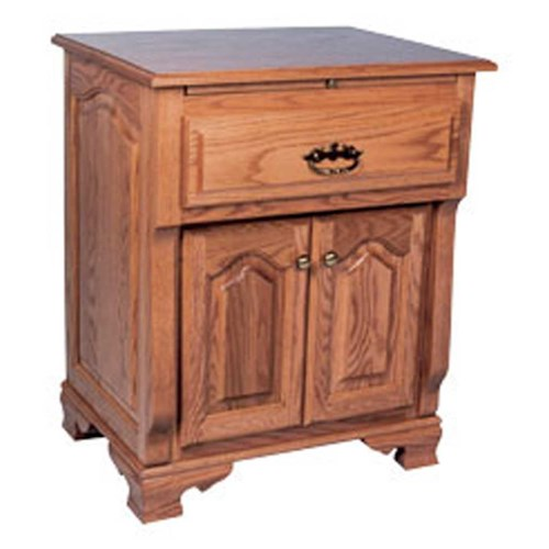 Simply Amish Heritage Amish Heritage Deluxe Nightstand