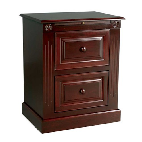 Simply Amish Imperial Amish Imperial Deluxe Bedside Chest