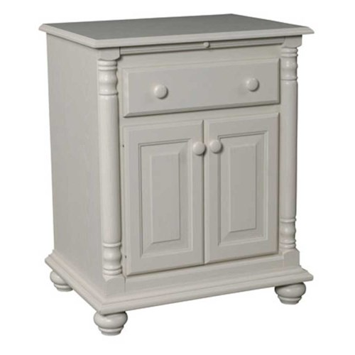 Simply Amish Savannah Savannah Deluxe Nightstand