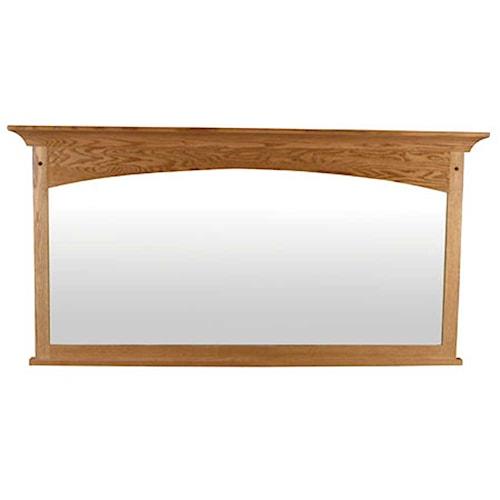 Simply Amish Royal Mission Royal Mission Bureau Mirror