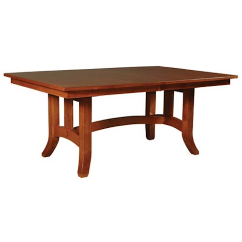 Simply Amish Shaker Amish Shaker Hill Table