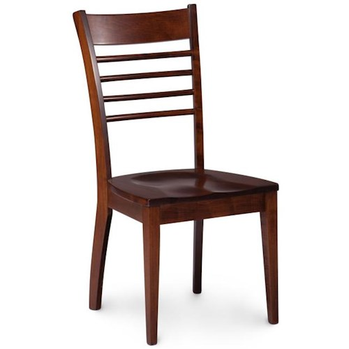 Simply Amish Studio Simone Dining Side Chair