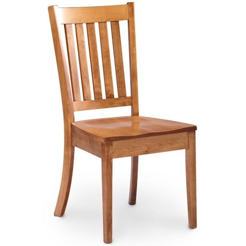 Simply Amish Studio Wright Dining Side Chair
