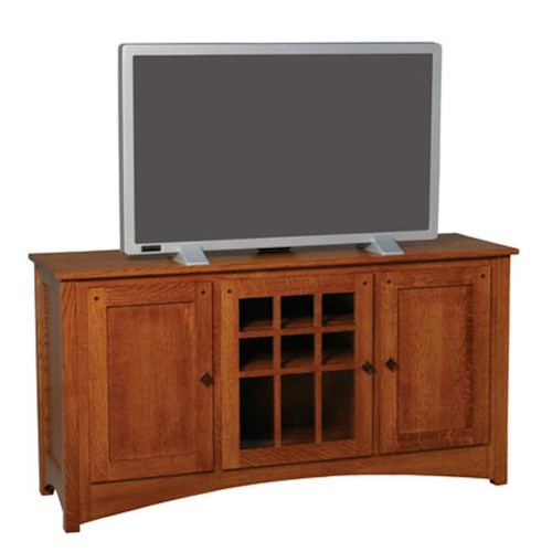 Simply Amish Royal Mission Royal Mission Tv Stand Mueller Furniture Tv Stands St Louis Mo