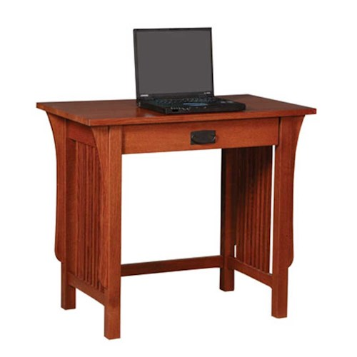 Simply Amish Prairie Mission Prairie Mission Small Writing Table