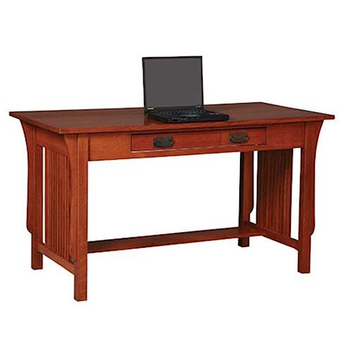 Simply Amish Prairie Mission Prairie Mission Small Desk