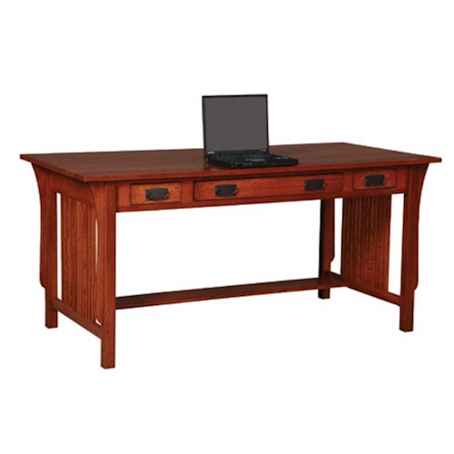 Simply Amish Prairie Mission Prairie Mission Large Desk