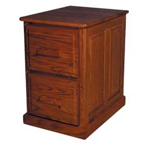 Simply Amish Classic Classic 2-Drawer File Cabinet