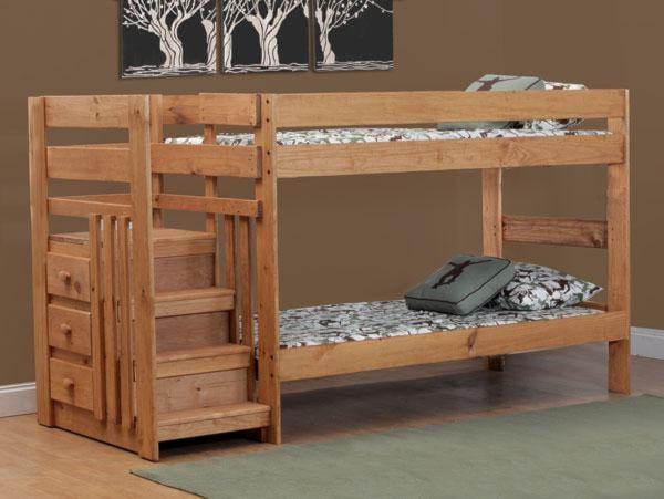 Simply Bunk Beds Devon Bunkbed - Ivan Smith Furniture ...