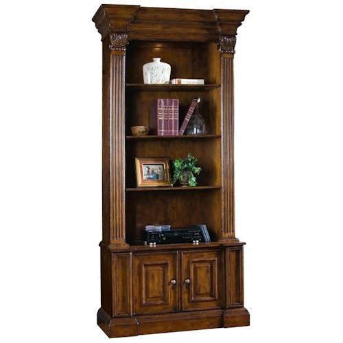 Sligh Laredo Combination Bookcase