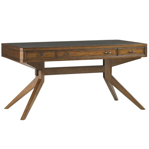 Sligh Longboat Key Lido Shores Desk with Splayed Supports