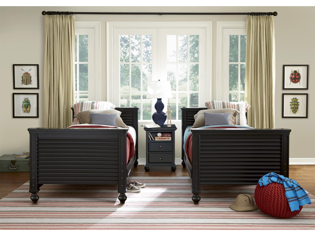 Shown as Two Separate Beds