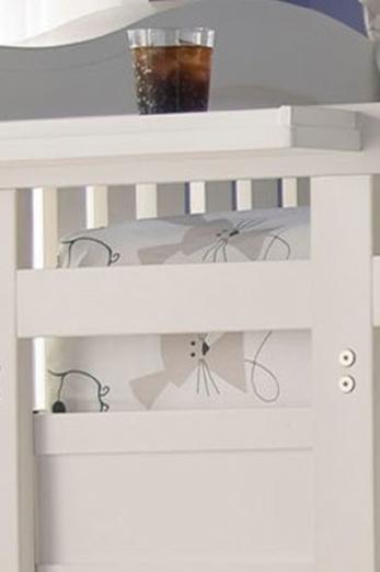 Shelf for Alarm Clock or Beverage