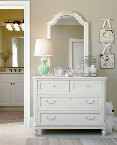 Shown with Single Dresser