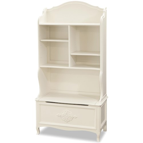 Smartstuff Genevieve Book Nook with Lift-Lid Storage