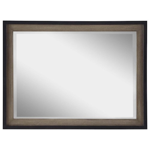 Smartstuff #myRoom Mirror with Beveled Glass