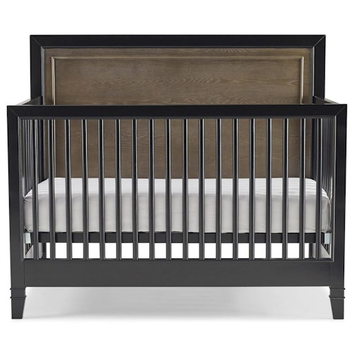 Smartstuff #myRoom Two Tone Convertible Crib/Toddler Bed/Daybed/Low Profile Bed