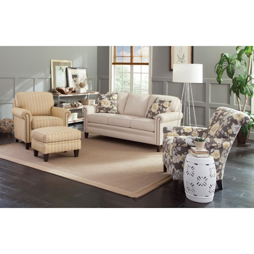 Peter Lorentz 234 Stationary Living Room Group