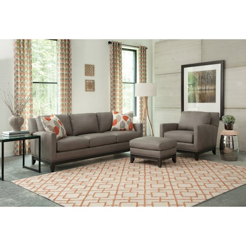 Peter Lorentz 238 Stationary Living Room Group