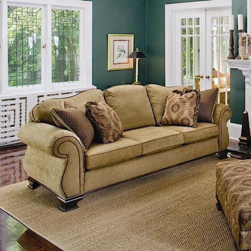 Peter Lorentz 336 Upholstered Stationary Sofa