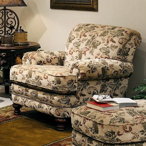 Peter Lorentz 346 Upholstered Chair