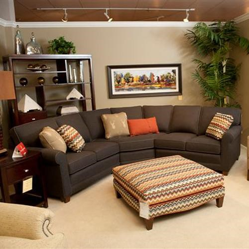 Peter Lorentz 366 Casual 3-piece Sectional with Wedge