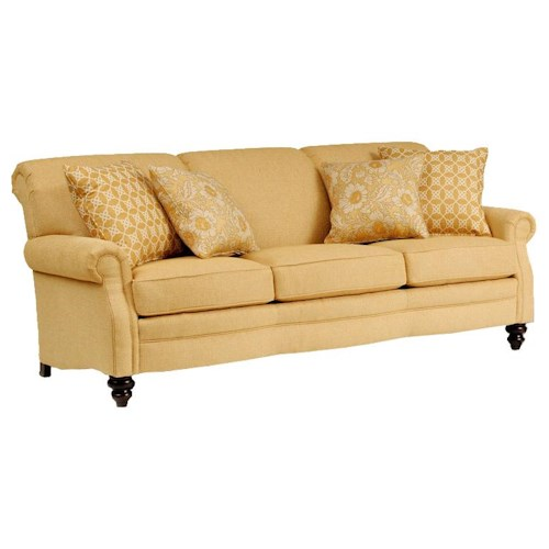 Peter Lorentz 383 Customizable Upholstered Sofa