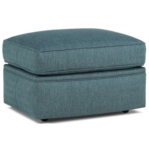 Peter Lorentz 526 Casual Ottoman with Casters