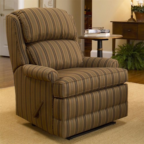 Peter Lorentz 707 3 Position Recliner w/ Handle
