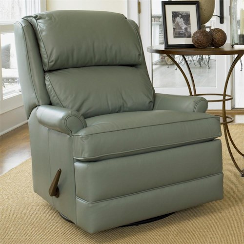 Peter Lorentz 707 Swivel Glider Recliner
