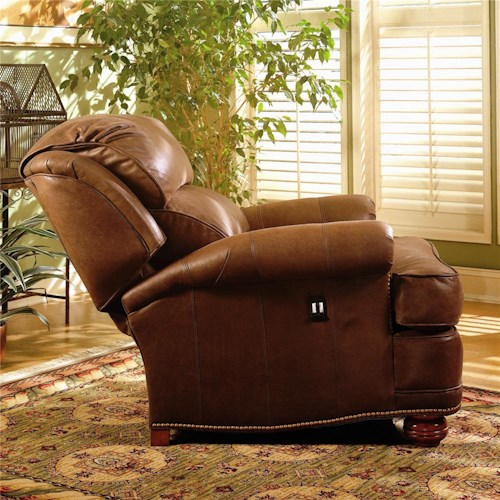 Peter Lorentz 988 Tilt-Back Reclining Upholstered Chair