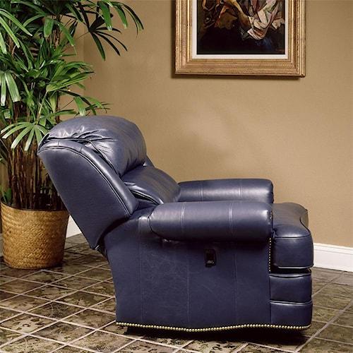 Peter Lorentz 990 Leather Tilt-Back Chair