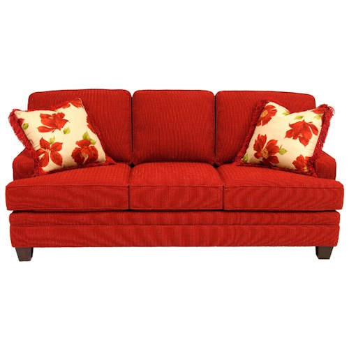 Peter Lorentz Build Your Own (5000 Series) Accent Sofa with Tapered Leg