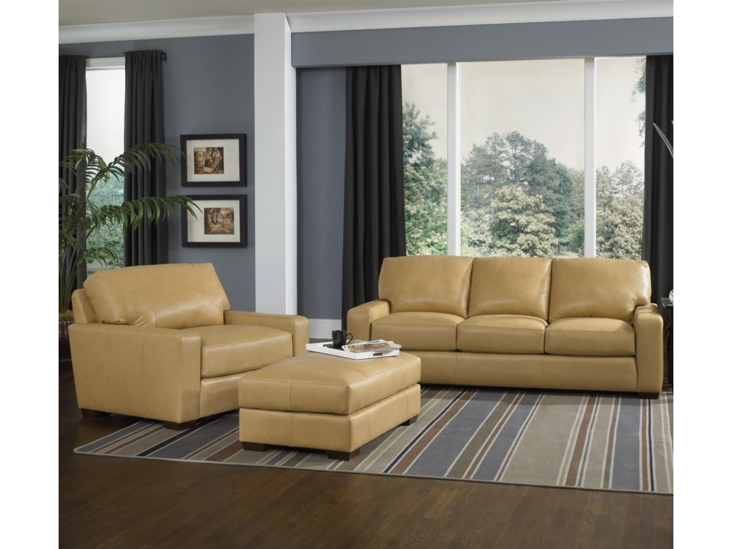 Shown with Coordinating Collection Ottoman and Sofa