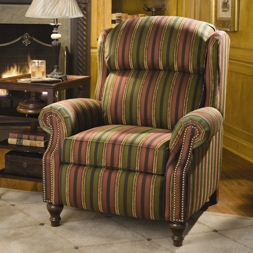 Peter Lorentz Recliners  Traditional Reclining Chair
