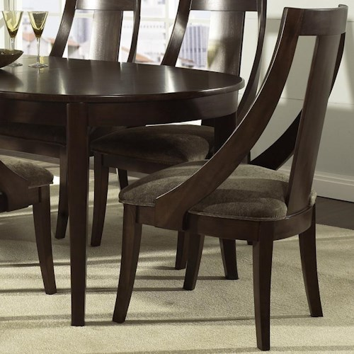 Morris Home Furnishings Cirque Dining Side Chair