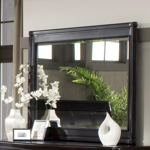 Morris Home Furnishings Signature Dresser Mirror