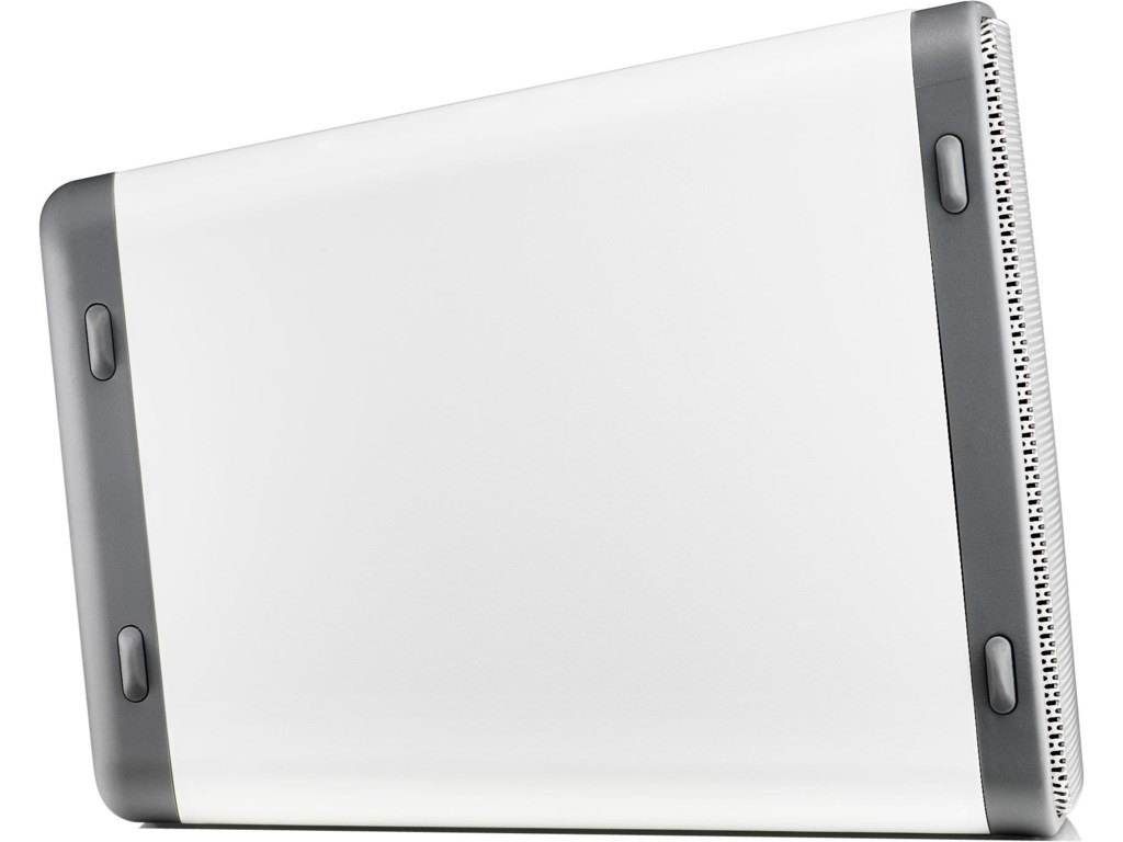 Side View (White Finish)