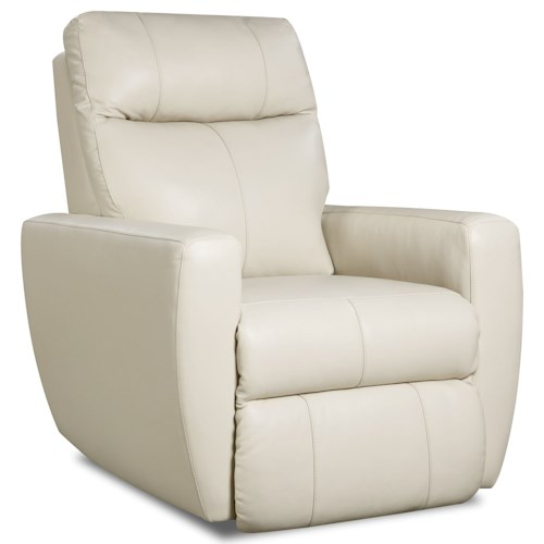 Southern Motion Knock Out Wall Hugger Recliner with Power Headrest