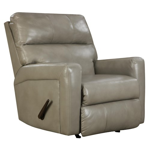 Southern Motion Savannah  Casual and Contemporary Power Wall Hugger Recliner